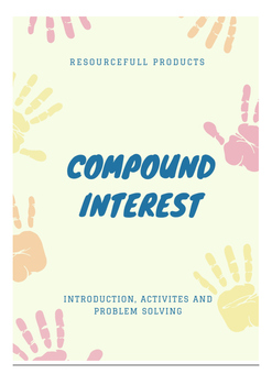 Compound Interest Worksheets and Problem Solving