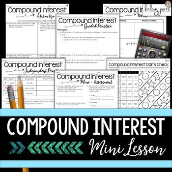 Compound Interest Mini-Lesson
