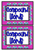 Compound Word Charts
