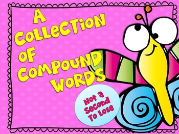 Compound Word Collection Booklet