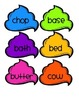 Compound Word Cupcakes - Top