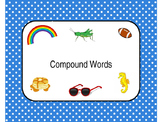 Compound Word Guessing Game