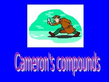Compound Word PPT Quiz w/Animation