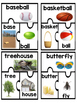 Compound Word Puzzle Activity!