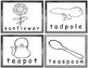 Compound Word Puzzles for Centers and Tutoring - Ready for