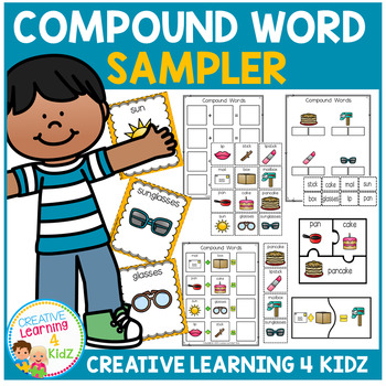 Compound Word Sampler Set