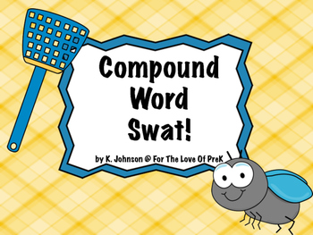 Compound Word Swat