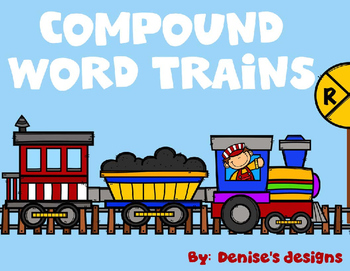 Compound Word Trains