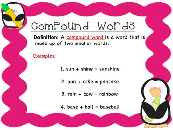Compound Word Unit