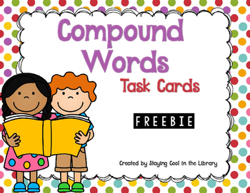 Compound Words {Freebie}