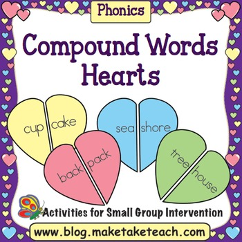 Compound Words Hearts