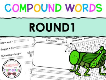 Compound Words Round 1