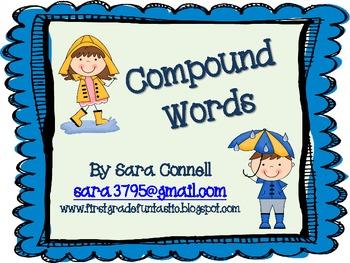 Compound Words *Spring Freebie*