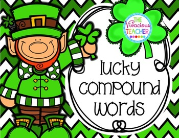 St. Patrick's Day Compound Words
