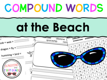 Compound Words at the Beach