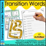 Combining Sentences: Activities for Text Structures- Compo