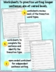 Combining Sentences: Activities for Text Structures