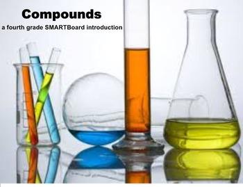 Compounds - A Fourth Grade SMARTBoard Introduction