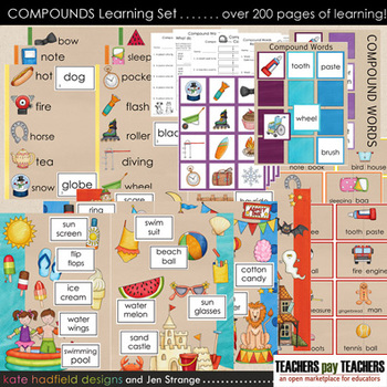Compounds Learning Set