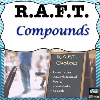 Compounds RAFT menu choice