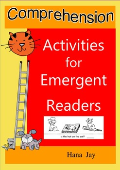 Comprehension Activities for Emergent Readers