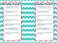 After-Reading Comprehension Checklist Bookmark