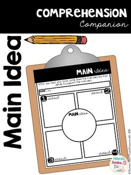 Comprehension Companion for Main Idea