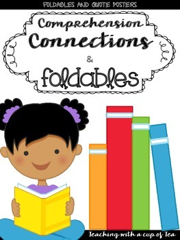 Comprehension Connections Implementation Pack: Foldables,