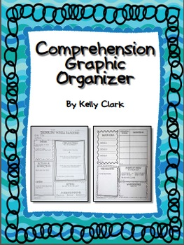 Comprehension Graphic Organizer for Upper Elementary {Alig