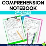 Comprehension Notebook {2nd Grade Edition}