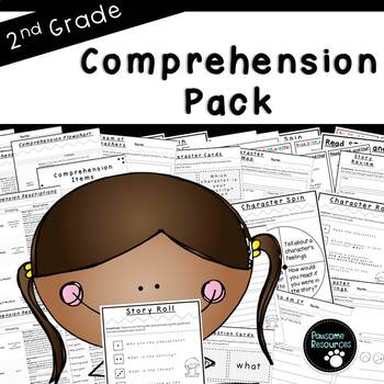 Comprehension Pack (Graphic Organizers and Activities)