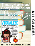 Comprehension Poster Set