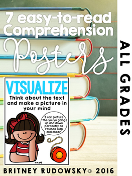 Comprehension Poster Set