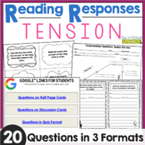 Reading Responses: Tension
