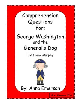 Comprehension Questions for George Washington and the Gene