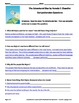 Comprehension Questions for The Adventured Star By Pamela