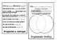 Comprehension Skills Flipbooks SET 2 {SPANISH}
