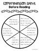 Comprehension Spin-Its Bilingual FREEBIE