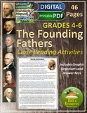 Comprehension Strategies: Founding Fathers Close Reading