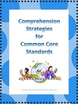 Comprehension Strategies- Predictions
