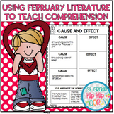 Comprehension Strategies with Favorite February Literature