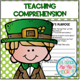 Comprehension Strategies with Favorite March Literature