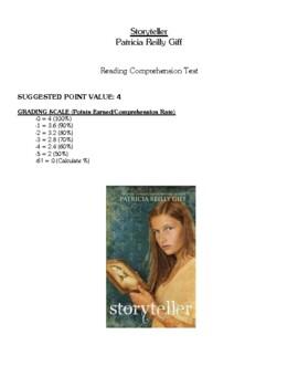 Comprehension Test - Storyteller (Giff)