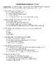 Comprehension Test - Theodore Boone Kid Lawyer (Grisham)