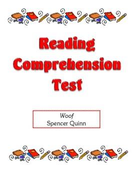 Comprehension Test - Woof (Quinn)