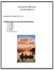 Comprehension Test - Zane and the Hurricane (Philbrick)