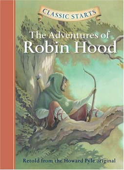 Comprehension Unit - The Adventures Of Robin Hood - Chapter 1