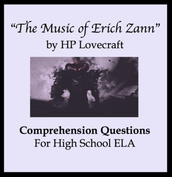 "Comprehension & Vocabulary Questions ""The Music of Erich Z"