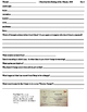 Comprehension Worksheets for I Survived the Sinking of the