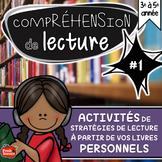 Compréhension de lecture #1 / Activités avec vos livres de classe